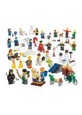 LEGO 9348 Människor från 4år