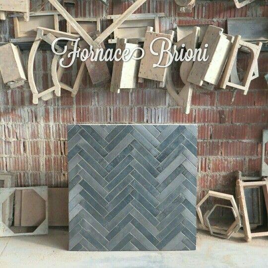 #fornacebrioni our exclusive cotto #grey #orogrigio #handmade #terracotta #floor #fornacebrioni #rustic #rustichomes #tilefloors #tile #antique #pavimenti #cotto #design #craftsmanship