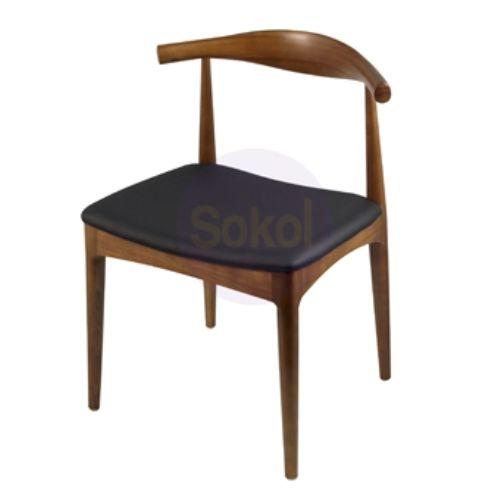 Replica Wegner CH20 'Elbow' Chair - Walnut