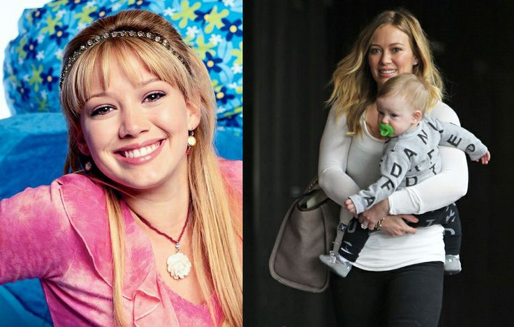 Lizzie McGuire Cast  | ANDPOP | Then and Now: The Cast of Lizzie McGuire.