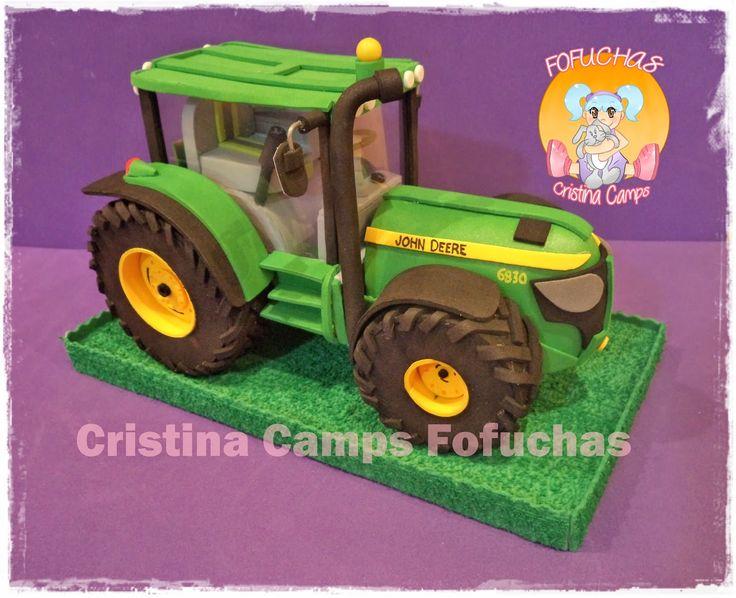 Cristina Camps Fofuchas: Fofuchas vehiculos