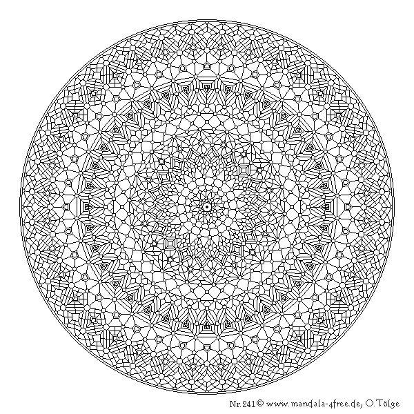 36 besten mandalas Bilder auf Pinterest | Malbücher, Malvorlagen und ...