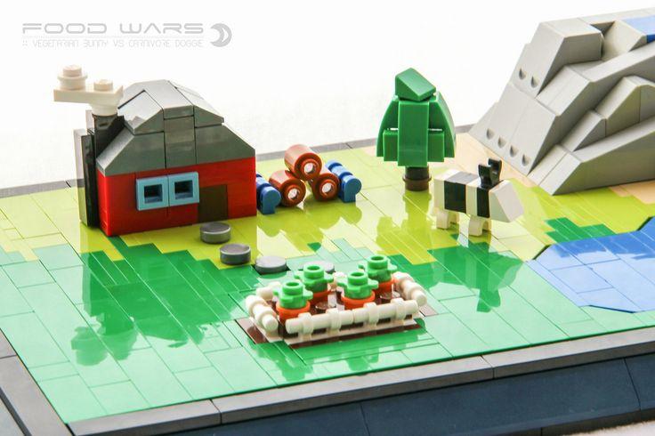Food Wars | by dvdliu