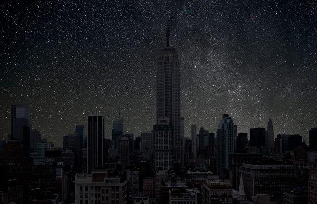 Dünyayı Sadece Yıldızlar Aydınlatsaydı Nasıl Görünürdü?