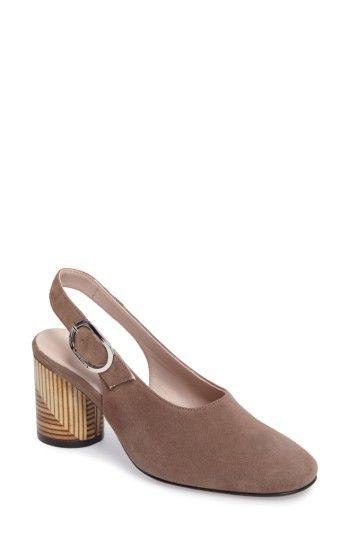 TARYN ROSE FABIOLA SLINGBACK PUMP. #tarynrose #shoes #