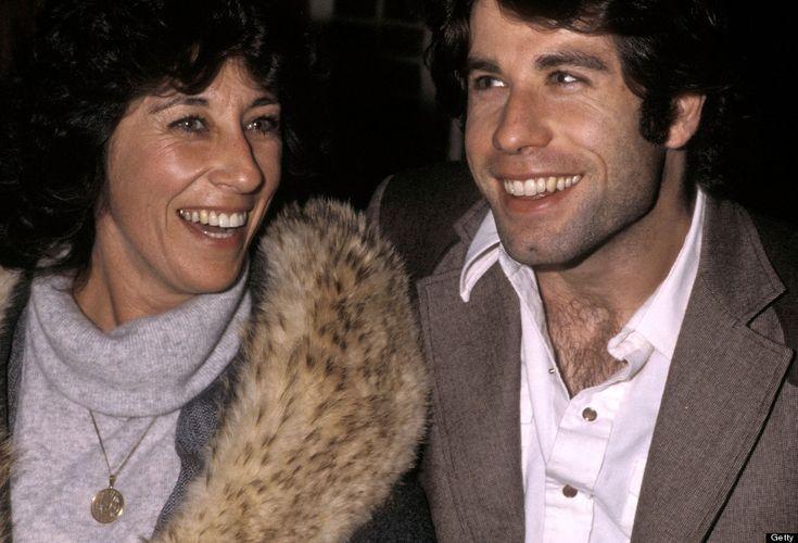 John Travolta and sister actress Ellen Travolta, 1979.