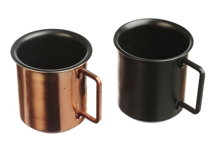 2 Small Coffee Cups