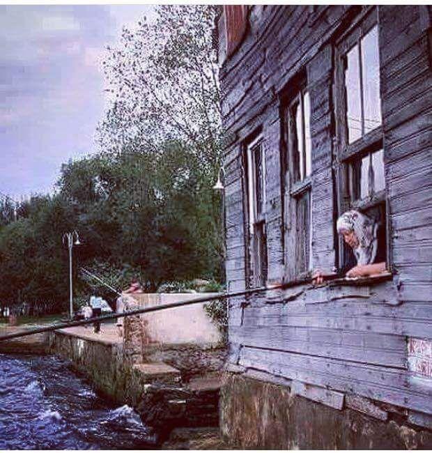 Evinin penceresinden balık tutulabilen bir İstanbul ne hale geldi...