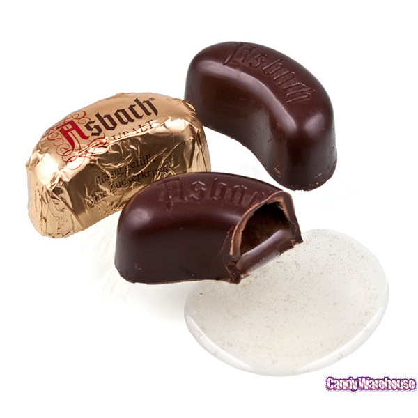 Asbach Uralt Dark Chocolate Brandy Beans: 20-Piece Boxu used to be one of my fav things when I lived there