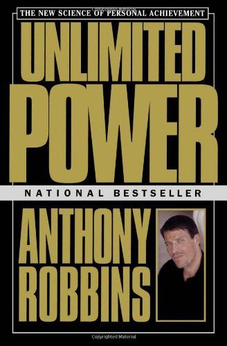 Bestseller Books Online Unlimited Power : The New Science Of Personal Achievement Anthony Robbins