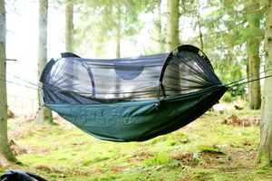 FRONTLINE XL, hamac de camping de luxe (Avril 2017)