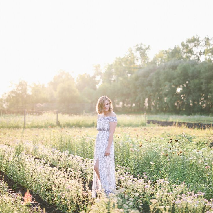 We had the best time at @lilystonegardens shooting with the talented @austinkyliephotography for our pre-fall collection. It was the most beautiful night; perfect for this off the shoulder maxi!   available in store and online  