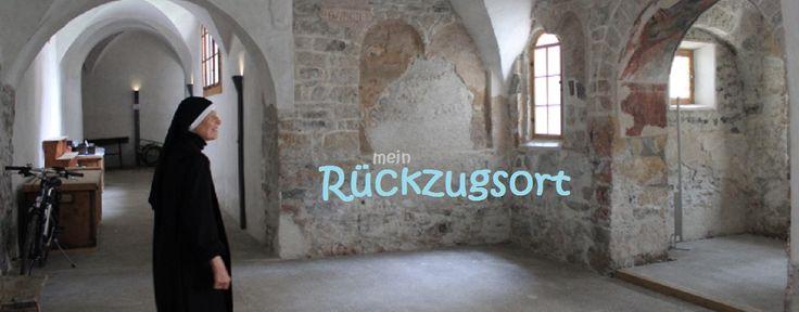 #Rückzug im #Kloster #Müstair im #Engadin in der schönen #Schweiz. Weg vom #Stress mit #Yoga, #Meditation, #Tiefenentspannung und #einfühlsamen #Stress-Coaching Gesprächen. Stefan Geisse weiß wie!