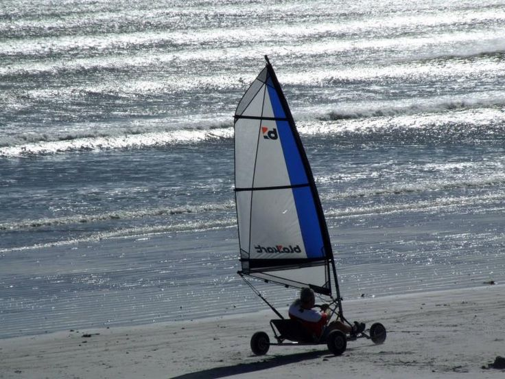 Wind Go Karting on Cape West Coast