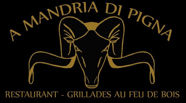 A Mandria Di Pigna - Situé à l'entrée du village de Pigna, ce restaurant de spécilaités corses, de grillades et de rôtisseries au feu de bois vous accueille dans une ambiance chaleureuse et familiale. Terrasses panoramiques et couvertes. Parking gratuit réservé à la clientèle.
