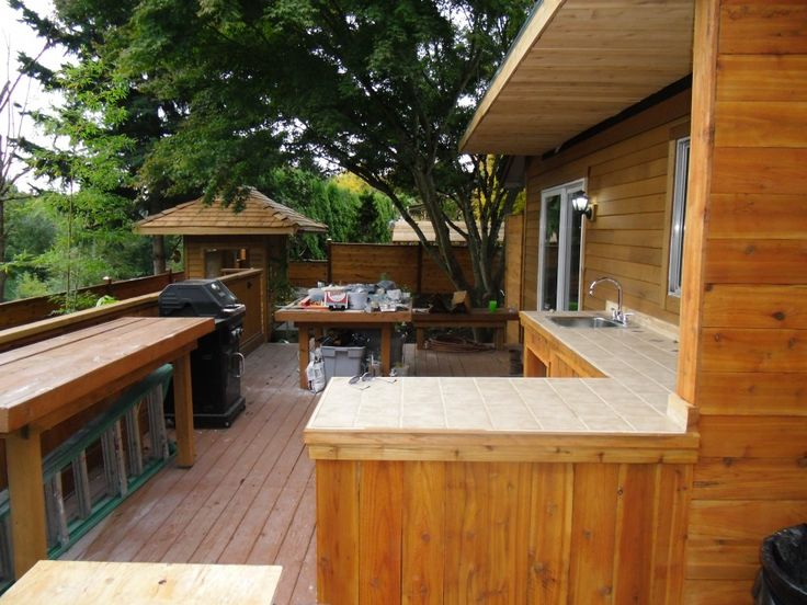 Outdoor Kitchen Decor best 25+ prefab outdoor kitchen ideas on pinterest | portable