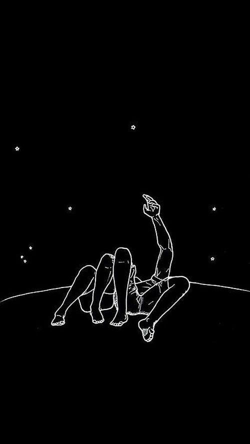 Noches de luna y estrellas, noches de largas conversas... Noches que no vuelven :(