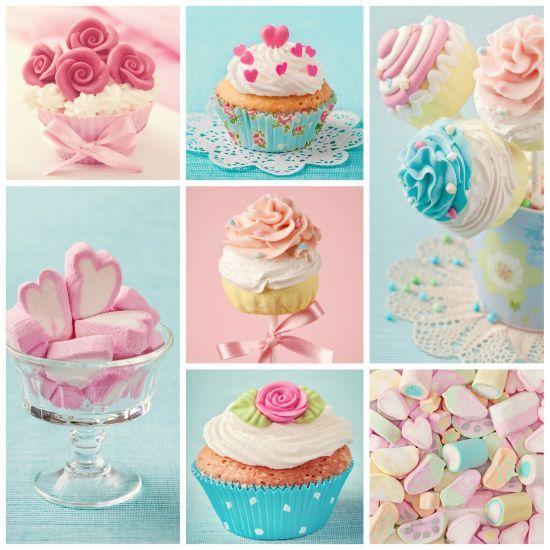 Come decorare cupcake e dolcetti di compleanno   Feste e compleanni