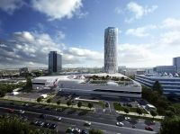 17 octombrie 2013 – Marea deschidere a centrului comercial Promenada, din Floreasca