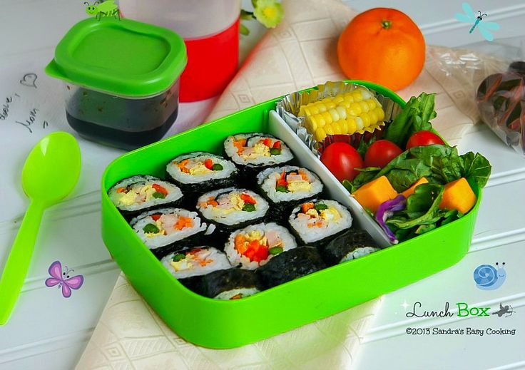 1000 Images About Bento Lunches For Kids On Pinterest