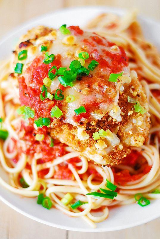 Chicken parmesan baked, homemade marinara sauce, spaghetti sauce recipe, red spaghetti sauce recipe, tomato pasta sauce
