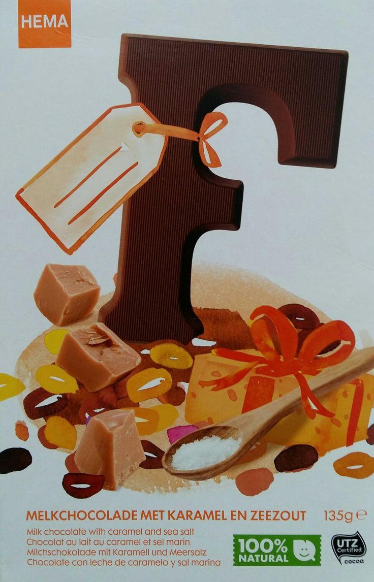 Chocoladeletterdoos