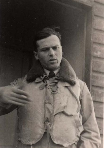 P/O Josef E Hýbler joined No 310 Squadron RAF at RAF Duxford on 15 October 1940. The Czech had been commissioned into the RAFVR on 2 August and transferred to the Czechoslovak Airmen's Depot at RAF Cosford, where the pilots commenced English lessons as well as RAF training. His arrival at the squadron was during the closing days of the Battle of Britain and his first operational flight was on 25 October for an uneventful patrol, followed by 2 more on 27 and 28 October.