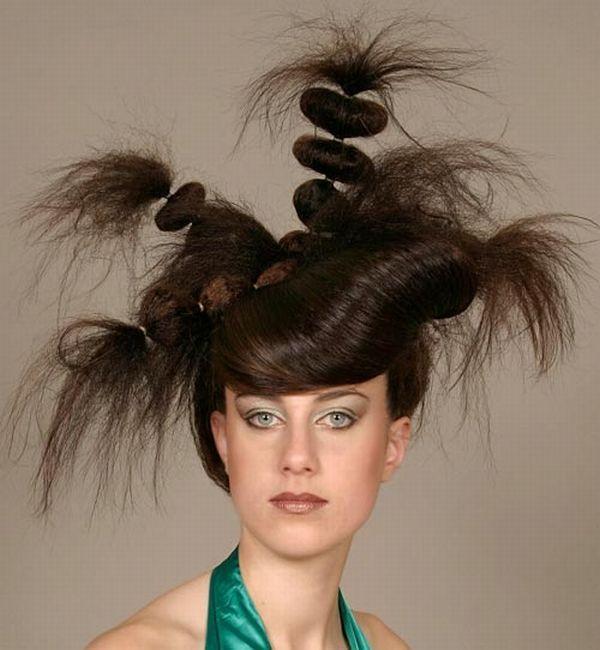 dramatic hair styles