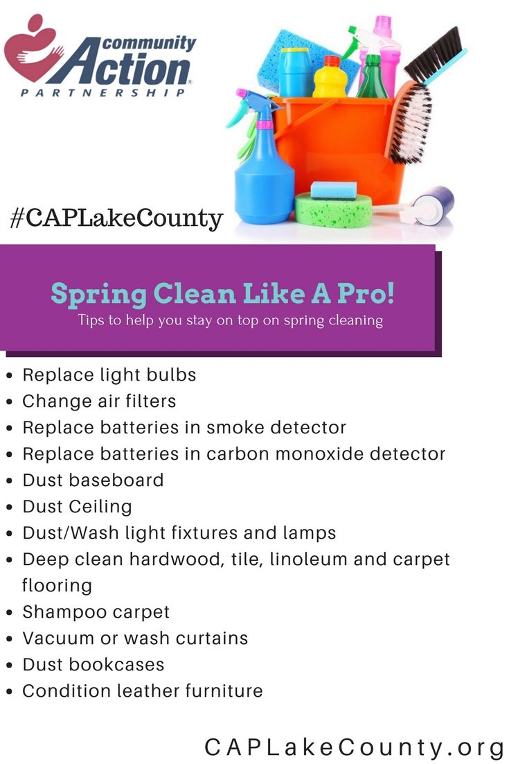 Spring Is Here Clean Like A Pro With A Few Of Our Tips Tricks And Safety Reminders Cleaning Spring Cleaning Ceiling Dust