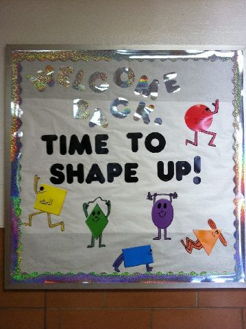 p.e. bulletin board ideas - Google Search