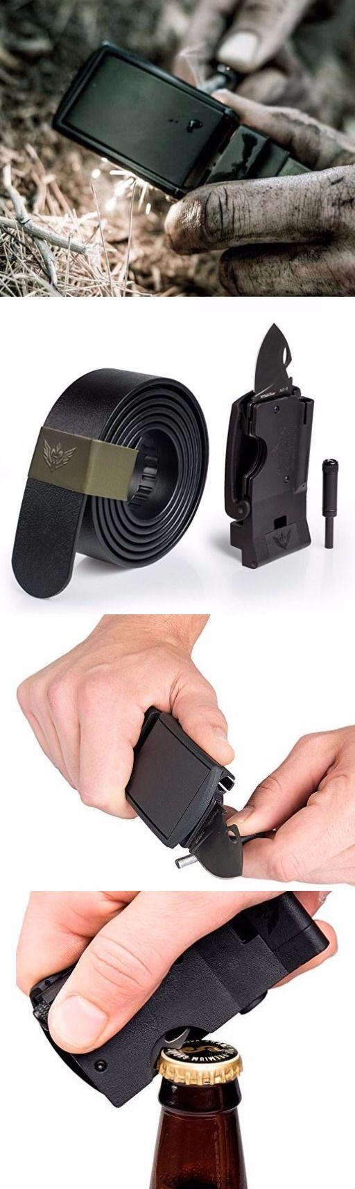 Survival Ratchet Belt EDC Everyday Carry Survival Gear @thistookmymoney