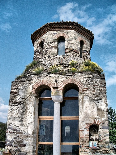 The Old Pavlica monastery, Serbia