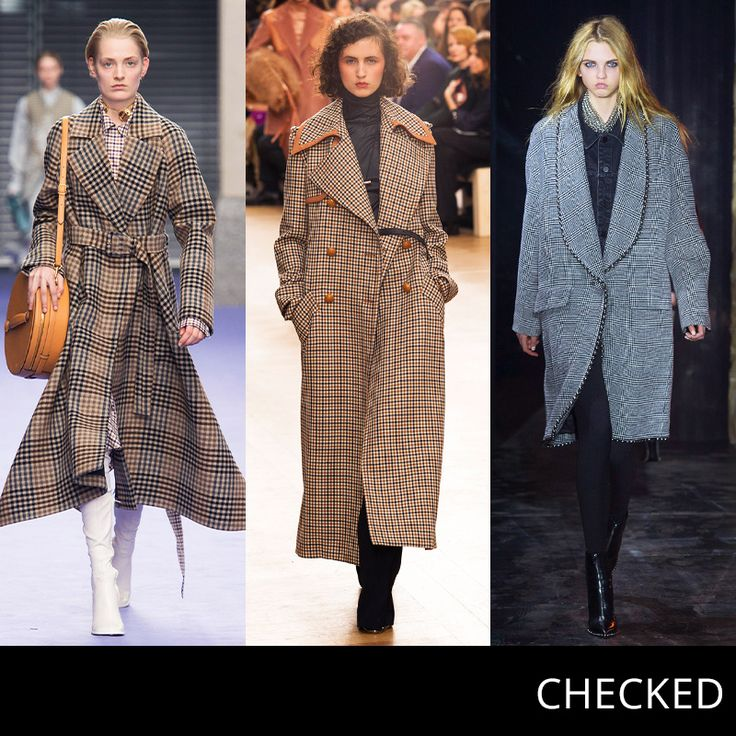 Houndstooth Fashion Trend