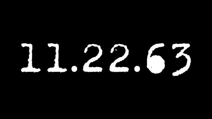 Série TV - 11. 22. 63