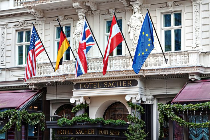 Hotel Sacher, Wien