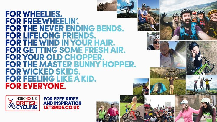 British Cycling: For Everyone by Music | Creative Works | The Drum