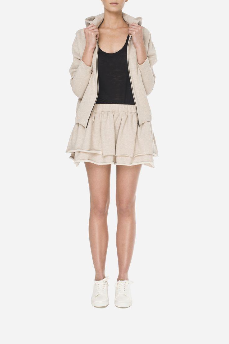29 Hoodie - 550zł (135€), Skirt 420zł (105€)
