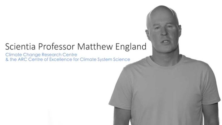 Climate for Change: Matthew England