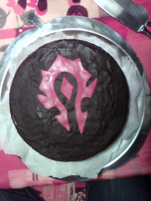 cake world of warcraft