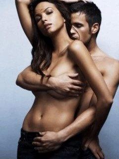 Woman Sexy - Woman Man Holding Kiss Jeans