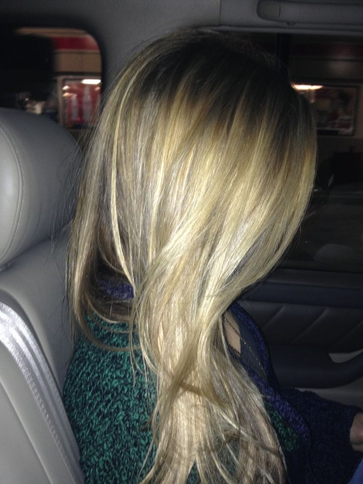 dirty blonde hair with natural blonde highlights   NAILS ...