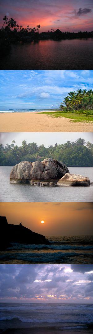 Bentota, Sri Lanka #SriLanka #Bentota #Beach