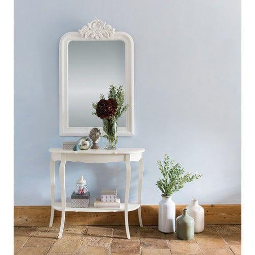 17 meilleures id es propos de trumeau sur pinterest for Miroir trumeau blanc