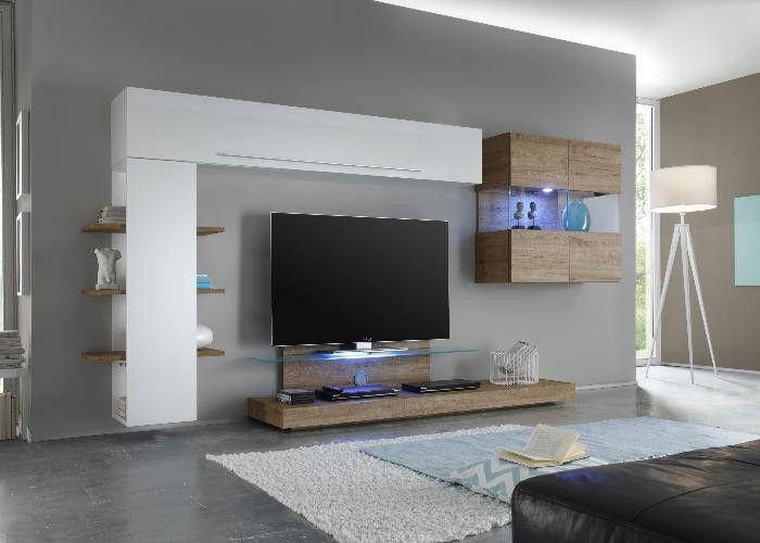 Wohnwand design  8 best Italienische Design Wohnwände images on Pinterest | Cubes ...
