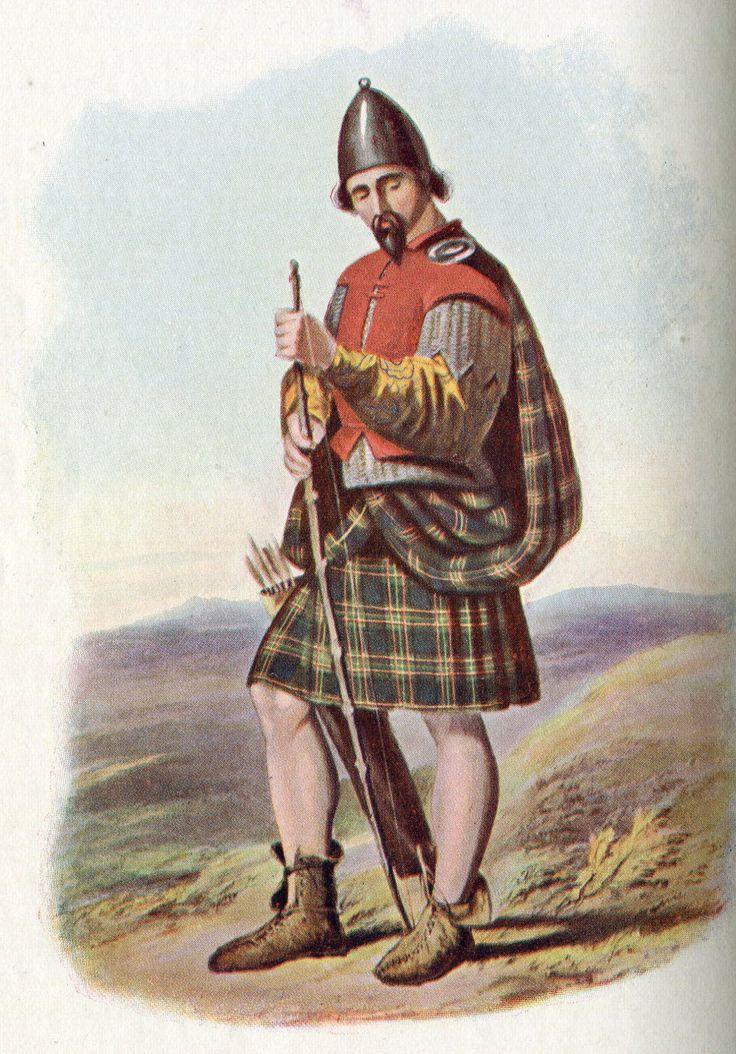 Clan Mac Laurin by R.R. MacIan