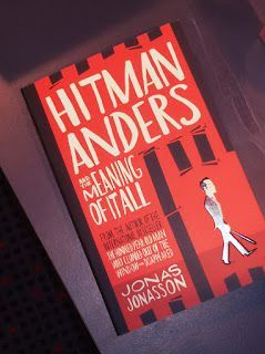 """Since his first book """"The 100-Year-Old Man Who Climbed Out the Window and Disappeared"""" I'm a huge fan of Jonas Jonason – actually I was already a huge fan after just hearing his name ;) I love him eve"""