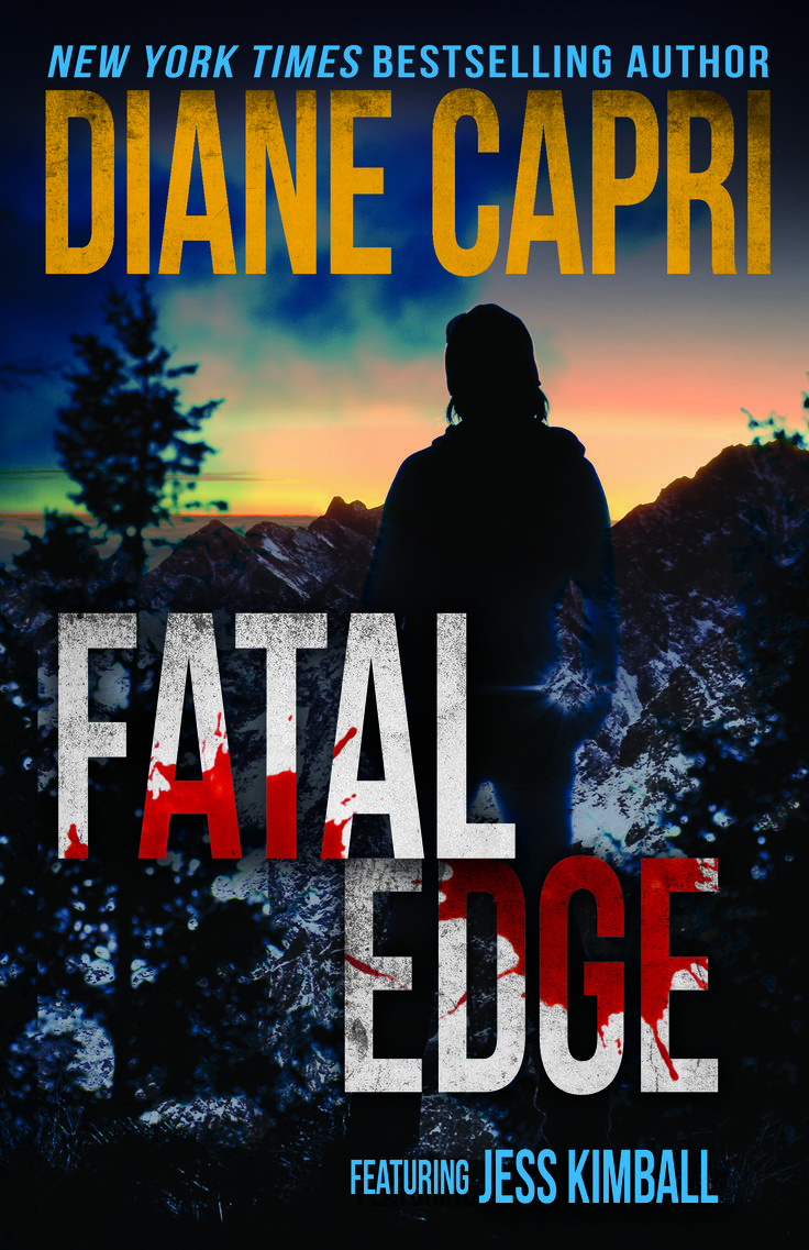 Fatal Edge: Jess Kimball Thriller #6 Jess Kimball's Assistant, Mandy  Donovan Fills In