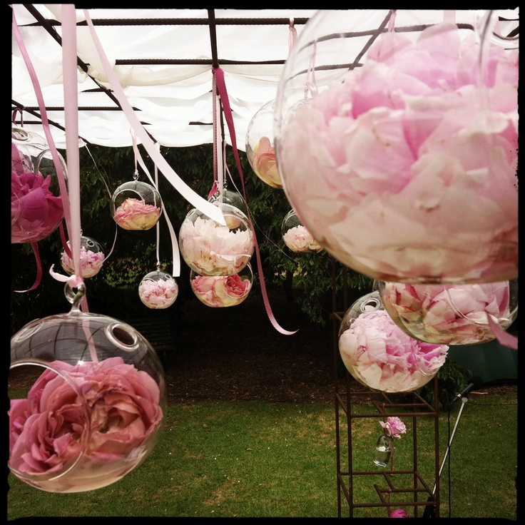 Hanging bubbles | by Flower Jar