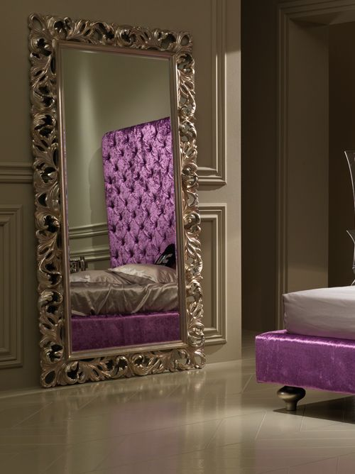 Dying For A Gorgeous Vintage Victorian Floor Mirror