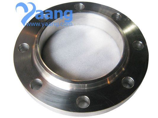 ASTM 321/310S Stainless Steel Lap Joint Nickel Alloy Flanges For Construction_Zhejiang Yaang Pipe Industry Co., Limited